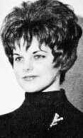 Around 1961, Elvis wasn't fond of her short hair