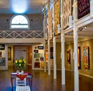Rich Fabric will be included in the Texas Quilt Museum's Material Culture Center's Library.