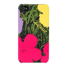 iPhone 4 Snap Case Flowers