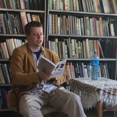 Biblioteka Publiczna w Sokółce 2 czerwca gościła w swoich progach na spotkaniu autorskim Jacka Getnera - autora serii popularnych komedii kryminalnych o genialnym detektywie.