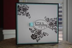 Stampin Up Card Ideas Gallery | Found on stampinconnection.com