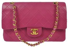 Chanel Classic Medium Double Flap 2.55 Shoulder Bag. Get one of the hottest styles of the season! The Chanel Classic Medium Double Flap 2.55 Shoulder Bag is a top 10 member favorite on Tradesy. Save on yours before they're sold out!