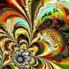 Autumnal Psychedelia by Kancano on DeviantArt