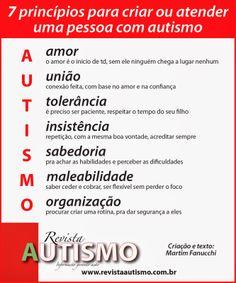 DICAS Homeschooling: Autismo : Guia de orientação para o Ensino