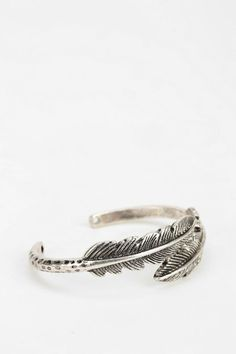 When Feathers Meet Cuff Bracelet #urbanoutfitters