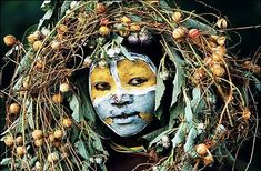 Collection of Hans Silvester's photos of the Surma and Mursi people of the Omo Valley in southern Ethiopia, presenting the beauty of the tribes' ancient tradition of temporary body decoration.