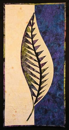 One: Quiltworx.com Leaf Series, Quiltworx.com, Made by CI Eileen Urbanek.