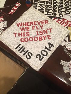 High School Graduation Cap