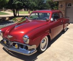 1952 Studebaker Champion 2-door Sedan
