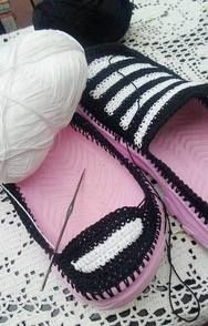Picture Espadrilles, Chanel, Tees, Handmade, Fashion, Espadrilles Outfit, Moda, T Shirts, Hand Made
