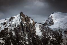 Aiguille du Midi | Chamonix | Alps | France | Landscape | Travel | Nature | Mountains
