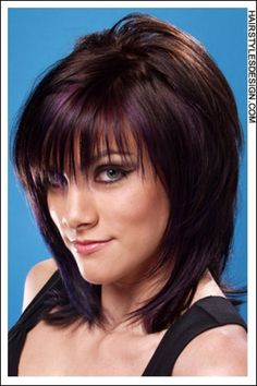 Medium Hair Cuts | Home » Medium Hairstyle » Free Medium Emo Hairstyles With Bangs ...