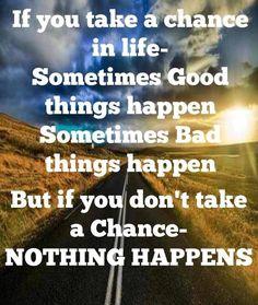 Chance it!