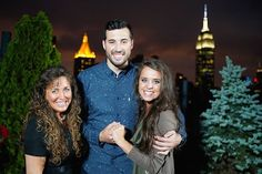Duggar Family Blog: Updates Pictures Jim Bob Michelle Duggar Jill and Jessa Counting On 19 Kids TLC: A Rooftop Engagement                                                                                                                                                     More
