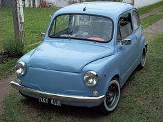 Fiat 600 Club - Pasión por el Fitito - La Celeste.. - Tu Fito