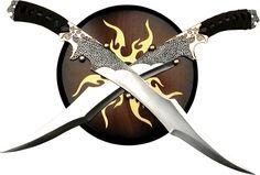 Elf Warrior Fantasy Swords