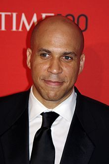 Cory Booker - I liked him even before he became a fire defying rescuing super hero
