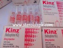 Kinz Nalbuphine HCL 20mg by Sami / Amp - Steroidspk