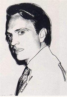 Carter Burden, 1977.