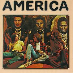 Today 3-25 in 1972 - The group, America, rode to the top of the pop music charts with their LP, America, and the single (included on the LP), A Horse with No Name. A Horse With No Name