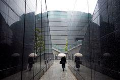Umbrella, Shiodome (汐留)
