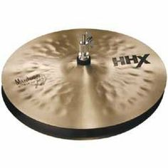 Sabian 13-inch HHX Manhattan Jazz Hi Hat Cymbals by Sabian. $415.00. With increased sensitivity and response, this pairing combines hot, low undertones and 'Tone Projection' highs for simmering articulation.. Save 35% Off!