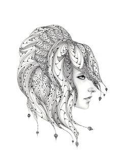 Drawings - Annika Sylte