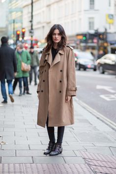Best Street Style Looks At London Fashion Week | Style Hunter | Grazia Daily