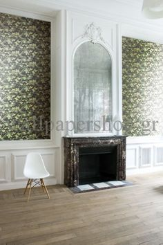 Wallpapers :: Romantic :: Silence :: Silence Forest Leaf No 7282 - WallpaperShop