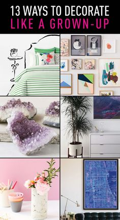 13 Ways You're Decorating Like You're Still in College