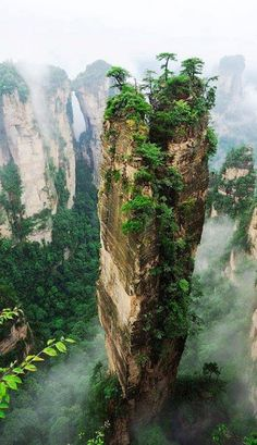 Zhangjiajie National Forest Park ,China | #holidayspots4u