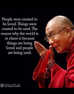 Dalai Lama wisdom about the chaos in the world. Wise Quotes, Quotable Quotes, Great Quotes, Motivational Quotes, Inspirational Quotes, Chaos Quotes, Zen Quotes, Super Quotes, Strong Quotes
