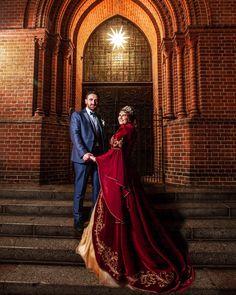More winter wedding on the way. Free Spirit, Gypsy, Berlin, Victorian, Winter, Wedding, Ideas, Dresses, Fashion