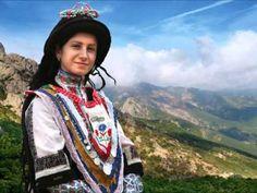 Sarakatsani woman, Greece