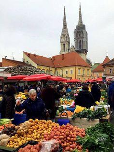 Zagreb - Croatia Zagreb Croatia, Dolores Park