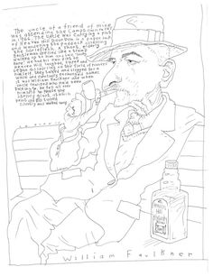 William Faulkner: A True American Treasure Below The Line, William Faulkner, Vito, History Of Photography, Mississippi, Storytelling, Illusions, Books To Read, Folk