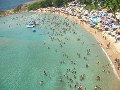 Playa Jobos Puerto Rico.