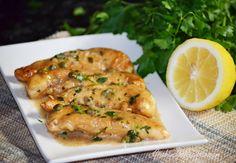 Chicken Piccata Italian Chicken Recipe