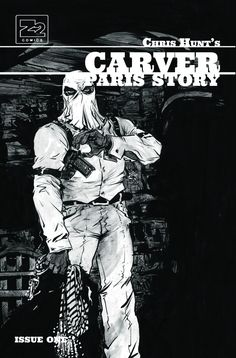 Chris Hunt's Carver: A Paris Story Publisher: Comics Release Date: Cover Artist: Paul Pope Fried Pies, Comic Books Art, Book Art, Comic Covers, Night Life, Geek Stuff, Comics, Artist, Artwork