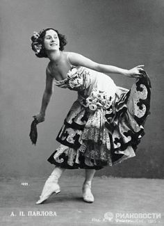 Anna Pavlova made her company debut at the Maryinsky on September 19, 1899. Competition from her contemporaries and near-contemporaries was marked, yet Anna Pavlova soon claimed as her own a loyal sector of Maryinsky balletomanes, who recognized in the young dancer an extraordinarily poetic and expressive quality.