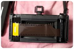 A 35mm film in your Belair? - Nothing easier than that!