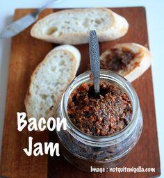 Bacon Jam   Recipe Devil