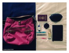 What's in my bag? In Hannover   by serendipity_always