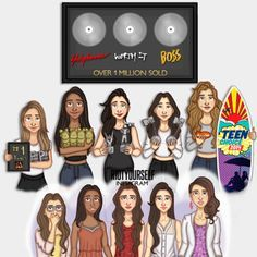 3 Years Of Fifth Harmony. Ally Brooke, Fith Harmony, Fifth Harmony Camren, Im A Princess, Camila And Lauren, Style Challenge, Book Characters, Celebrity Crush, Tumblr Boys