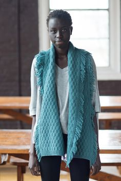 linda by deb hoss / quince & co lark in aleutian