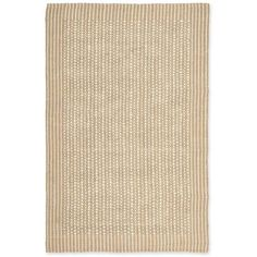 Laguna Bay Sisal Area Rug ($1,229) found on Polyvore