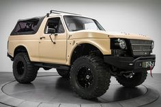 Operation Fearless Ford Bronco
