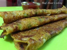 Whole Wheat Dosa – Complete Breakfast