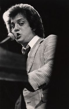 """""""I think music in itself is healing. It's an explosive expression of humanity. It's something we are all touched by. No matter what culture we're from, everyone loves music."""" - BillyJoel <3"""