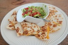 Quesadillas! Soon to be found on Littletimetocook.com